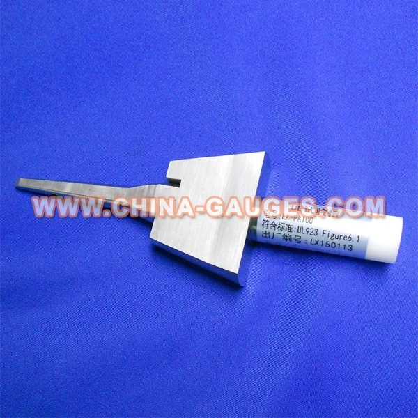 PA100A UL Test Jointed Finger Probe