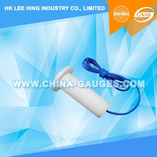 Socket Protective Test Needle with 1N of IEC60884
