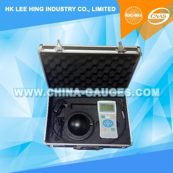 Pocket Portable Spectrometer for LED Lamp Test Equipment with 10 cm Integrating Sphere