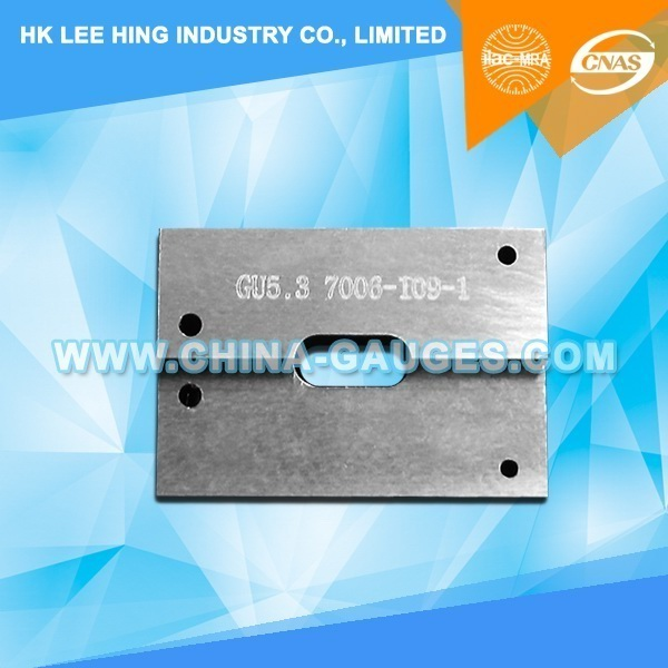 7006-109-1 MR16 GU5.3 Go and Not Go Gauge for Bi-Pin Bases