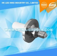 7006-30-2 E14 Plug Gauge for Lampholder for Testing Contact Making
